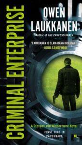 Owen Laukkenan - Criminal Enterprise - Cover